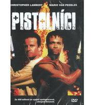 Pistolníci - DVD plast