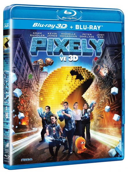 Pixely - BD