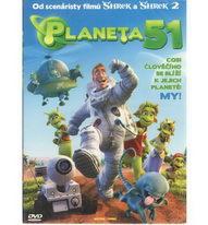 Planeta 51 - DVD