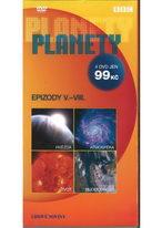 Planety epizody V. - VIII. - DVD