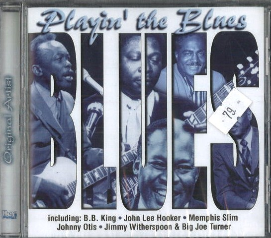 Playin' the Blues - CD