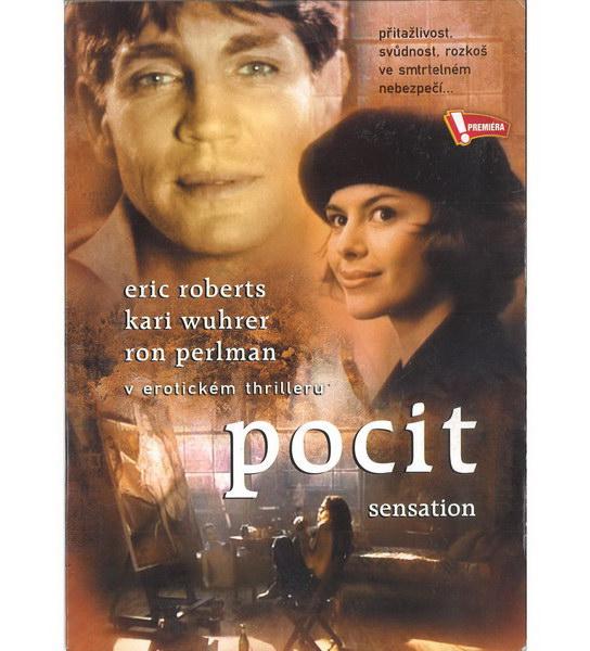 Pocit - DVD pošetka