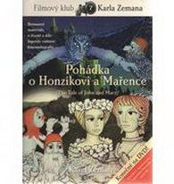 Pohádka o Honzíkovi a Mařence - DVD slim