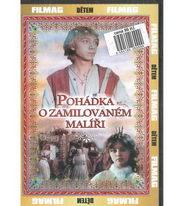 Pohádka o zamilovaném malíři - DVD