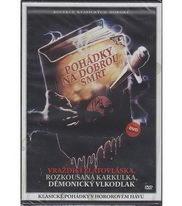 Pohádky na dobrou smrt ( slim ) DVD