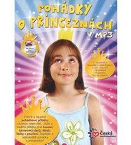Pohádky o princeznách v MP3 - CD