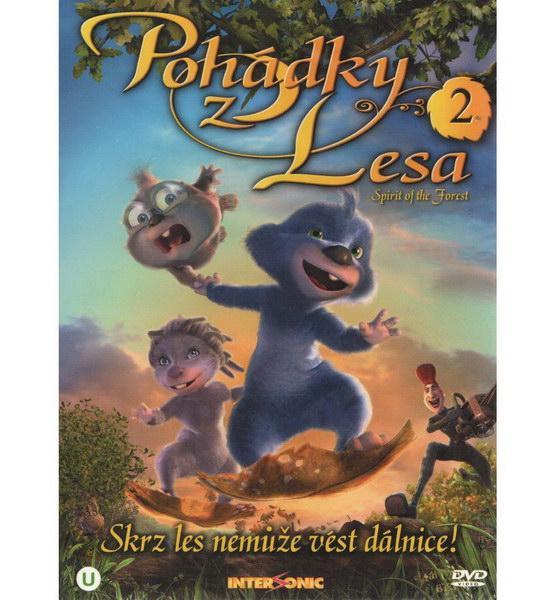 Pohádky z lesa 2 - DVD