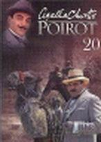 Poirot 20  ( zvuk český ) - DVD