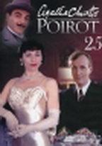 Poirot 25 ( zvuk český ) - DVD