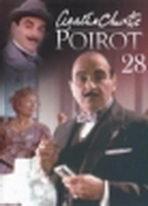 Poirot 28 ( zvuk český ) - DVD
