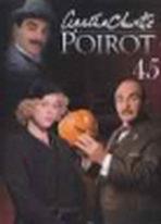 Poirot 45 ( originální znění s českými titulky ) - DVD