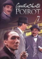 Poirot 7 ( zvuk český ) - DVD