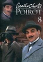 Poirot 8 ( zvuk český ) - DVD