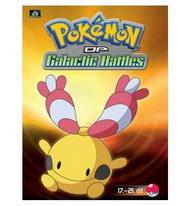 Pokémon : DP galactic battles 17.-21. díl ( pošetka ) - DVD
