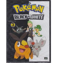 Pokémon: black and white 11. - 15. díl - DVD