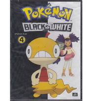 Pokémon: black and white 16. - 20. díl - DVD