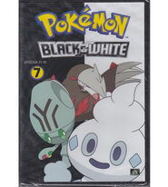 Pokémon: black and white 31. - 35. díl - DVD