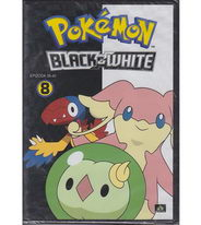 Pokémon: black and white 36. - 40. díl - DVD