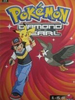 Pokémon - diamond and pearl 11. - 15. díl - DVD