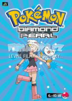 Pokémon - diamond and pearl 6 - 10. díl - DVD