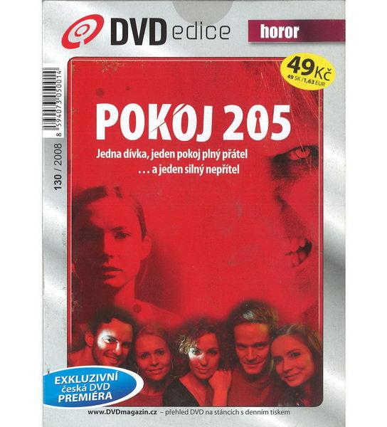 Pokoj 205 - DVD