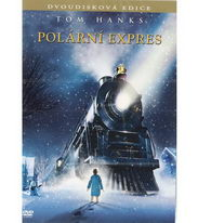 Polární expres - 2 DVD plast