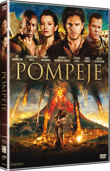 Pompeje - DVD