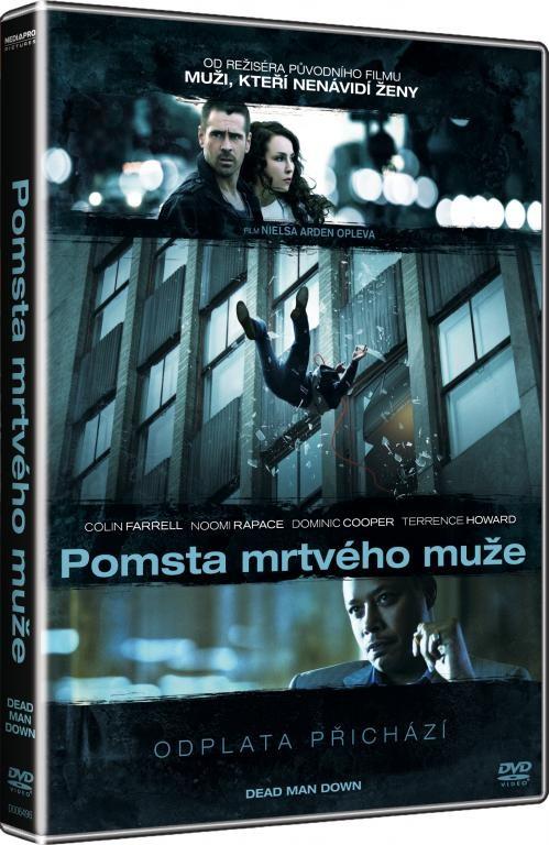 Pomsta mrtvého muže - DVD