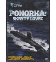 Ponorka: Skrytý lovec - DVD