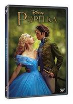 Popelka - DVD plast