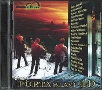 Porta slaví 40 - CD
