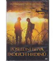 Poslední bitva padlých hrdinů - DVD