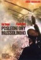 Poslední dny Mussoliniho ( slim ) - DVD