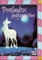 Poslední jednorožec ( pošetka ) DVD