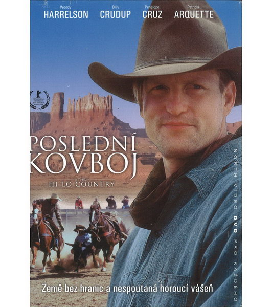 Poslední kovboj - DVD