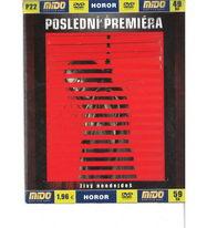 Poslední premiéra - DVD