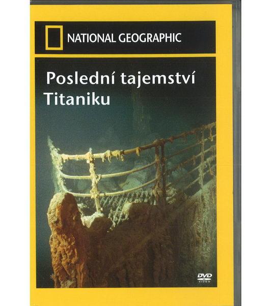 Poslední tajemství Titaniku - DVD