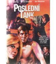Poslední tank - DVD