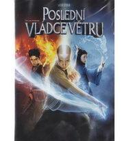 Poslední vládce větru - DVD plast