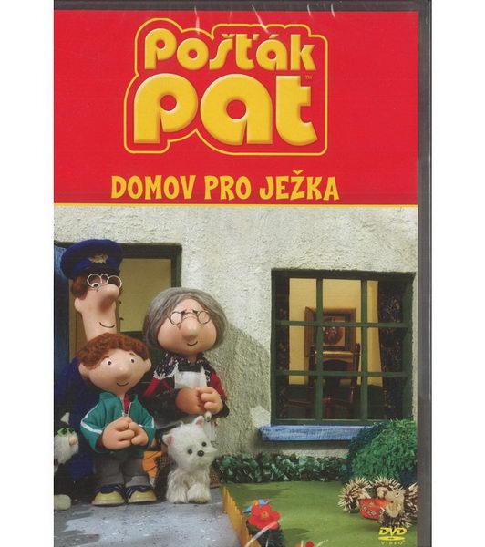 Pošťák Pat - Domov pro ježka - DVD