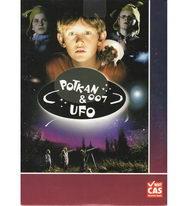 Potkan 007 a UFO - DVD