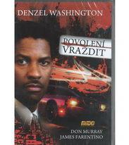 Povolení vraždit - DVD