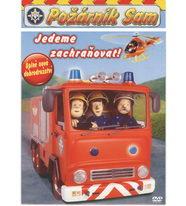 Požárník Sam - Jedeme zachraňovat - DVD