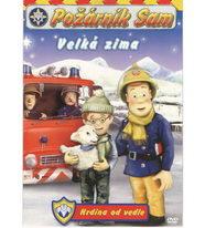 Požárník Sam - Velká zima - DVD