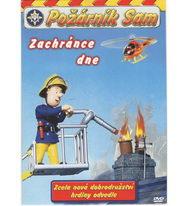 Požárník Sam - Zachránce dne - DVD
