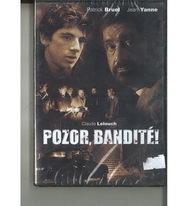 Pozor, bandité! - DVD