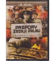 Prapory žádají palbu 3.disk - Bitva o Dněpr ( pošetka ) - DVD