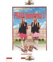 Pravá blondýnka 3 - DVD