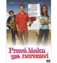 Pravá láska nerezaví - DVD