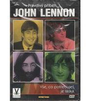 Pravdivý příběh ... John Lennon - DVD